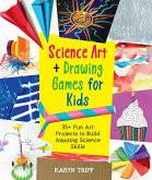 Science Art and Drawing Games for Kids