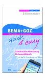 BEMA + GOZ
