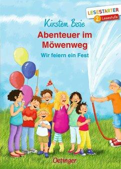 Abenteuer im Möwenweg - Boie, Kirsten