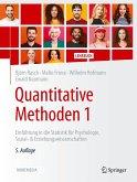 Quantitative Methoden 1