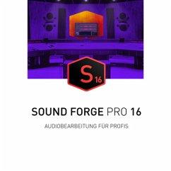 Magix Sound Forge Pro 15 (Download für Windows)