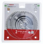 Bosch 2x Optiline Wood 190x30x2.6/1.6x48T