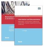 Bestandserhaltung und Dokumentation in Archiven und Bibliotheken