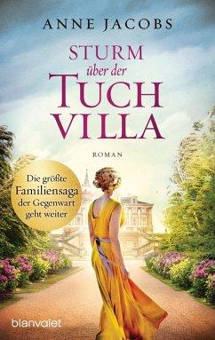 Sturm über der Tuchvilla / Tuchvilla Bd.5 (eBook, ePUB) - Jacobs, Anne