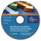 Betriebswirtschaftliche Steuerung und Kontrolle für Wirtschaftsschulen, CD-ROM