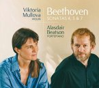 Violinsonaten Opp.23.,25 & 30 2