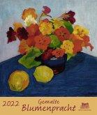 Gemalte Blumenpracht 2022