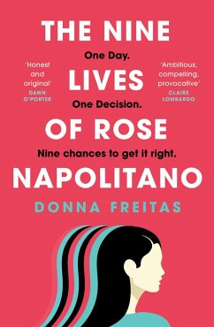 The Nine Lives of Rose Napolitano (eBook, ePUB) - Freitas, Donna