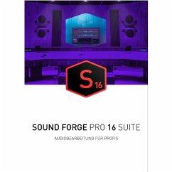 Magix Sound Forge Pro 15 Suite (Download für Windows)