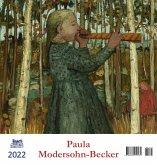 Paula Modersohn-Becker 2022 Postkartenkalender
