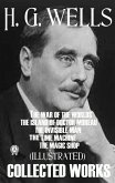 Collected Works of H.G. Wells (Illustrated) (eBook, ePUB)