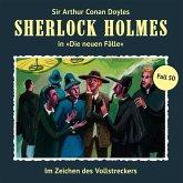 Sherlock Holmes, Die neuen Fälle, Fall 50: Im Zeichen des Vollstreckers (MP3-Download)