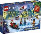 LEGO® City 60303 LEGO® City Adventskalender