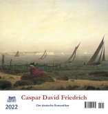 Caspar David Friedrich 2022 Postkartenkalender