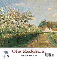 Otto Modersohn 2022 - Natur als Lehrmeisterin