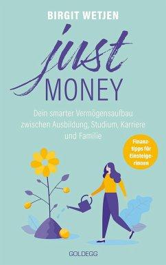 Just money - Wetjen, Birgit