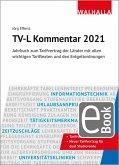 TV-L Kommentar 2021 (eBook, PDF)