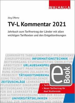 TV-L Kommentar 2021 (eBook, PDF) - Effertz, Jörg