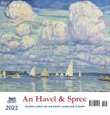 An Havel & Spree 2022 Postkartenkalender