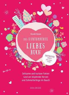 Das kunterbunte Liebesbuch - Havas, Harald