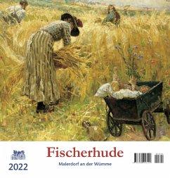 Fischerhude 2022 Postkartenkalender