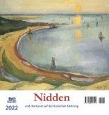 Nidden 2022 Postkartenkalender
