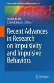 Recent Advances in Research on Impulsivity and Impulsive Behaviors (eBook, PDF)