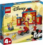 LEGO® Mickey and Friends 10776 Mickys Feuerwehrstation und Feuerwehrauto