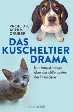 Das Kuscheltierdrama (Mängelexemplar) - Gruber, Achim