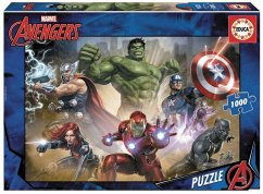 Educa - Marvel Avengers 1000 Teile Puzzle