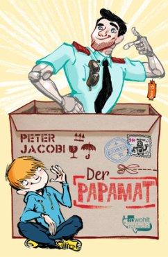 Der Papamat (Mängelexemplar) - Jacobi, Peter