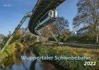 Wuppertal Schwebebahn 2022 Bildkalender A3