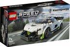 LEGO® Speed Champions 76900 Koenigsegg Jesko