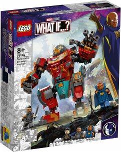 LEGO® Marvel Super Heroes 76194 Tony Starks sakaarianischer Iron Man