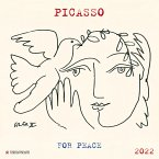 Pablo Picasso - For Peace 2022