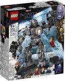 LEGO® Marvel Super Heroes 76190 Iron Man und das Chaos durch Iron Monger