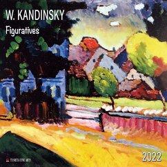 Wassily Kandinsky - Figurative 2022