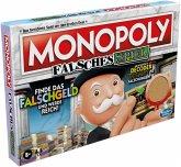 Hasbro F2674100 - Monopoly, Falsches Spiel, mit Mr. Monopolys Decoder
