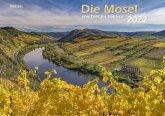 Die Mosel von Trier bis Koblenz 2022 Wandkalender A3