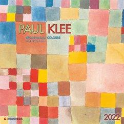 Paul Klee - Rectangular Colours 2022