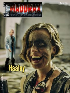 Maddrax 554 - Science-Fiction-Serie (eBook, ePUB) - Hill, Ian Rolf