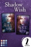 "Shadow Wish. Sammelband der fesselnden Urban-Fantasy-Serie (""Shadow Wish""-Reihe) (eBook, ePUB)"