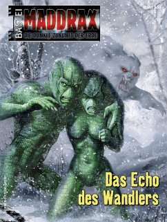 Maddrax 555 - Science-Fiction-Serie (eBook, ePUB) - Guth, Lucy