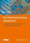 Ihre Produktentwicklung digitalisieren