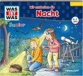 WAS IST WAS Junior Hörspiel Wir entdecken die Nacht, Audio-CD
