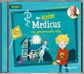 Der kleine Medicus. Hörspiel 1: Die geheimnisvolle Villa, Audio-CD