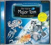Der kleine Major Tom. Hörspiel 12. Plutinchen in Gefahr, Audio-CD