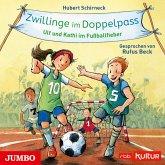 Zwillinge Im Doppelpass.Ulf Und Kathi Im Fußball