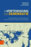 In Verteidigung der Demokratie