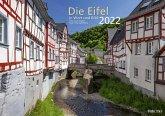 Die Eifel 2022 Bildkalender A4 quer, spiralgebunden